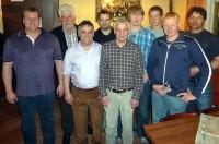 Norbert Kolbeck, Erich Hagendorn, Ludwig Baldauf, Robert Lode, Armin Märkl,  Franz Auer, Josef Bauer, Manfred Reichl, Ismet Bihorac